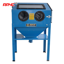 AA4C 350L sand blasting cabinet  sandblast cabinet  sandblasting machine for workshop