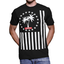 2016 Custom Printing Fashion Design Camisetas para hombres