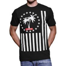 2016 Custom Printing Design de Moda T-Shirts para Homens