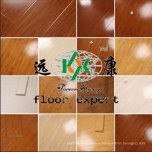 12mm High Gloss Laminate Wood Flooring with U-Groove