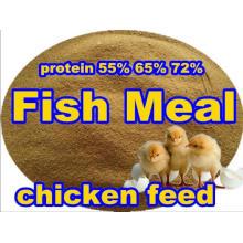 Класс один рыбную муку с высоким содержанием белка для кормления животных