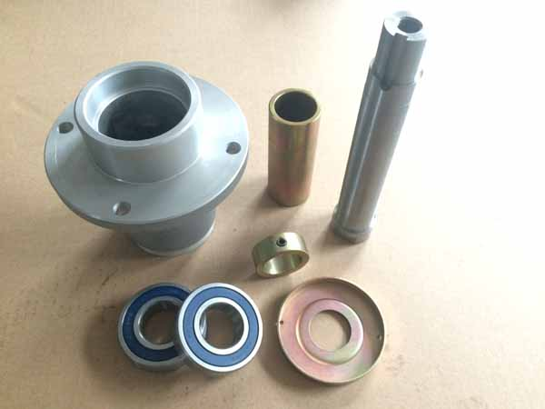 037-6017-50 Spindle assembly accessories