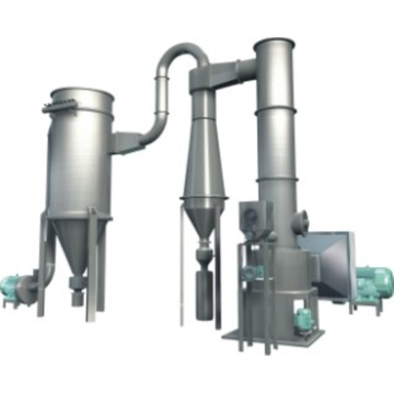 Spin Flash Dryer for Starch grain