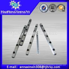 Guía lineal VR3-125 * 17Z del rodillo de la cruz para la máquina del CNC Hecho en China