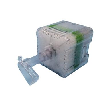 Filtro de grava de esponja súper bioquímica XY 2011 con piel sintética y piedra natural