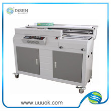 Máquina de ligação de adesivo livro de cola quente de alta precisão