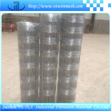 Low Carbon Electric Galvanized Grassland Fence