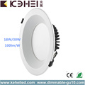 راحة Downlights LED 8 بوصة 30 واط Slimline