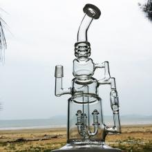 Unbekanntes Totem Creative Hookah Glass Rauchende Wasserpfeifen (ES-GB-293)
