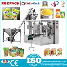 Machine de conditionnement d'aliments pour garnissage de remplissage de poudre automatique (RZ6 / 8-200 / 300A)