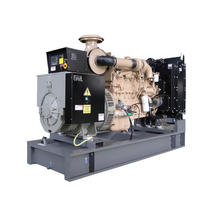 40KW Water cooled Cummins Diesel Generator Set