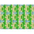 100% Cotton Super Wax  Fabrics 40X40 96X96