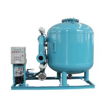Industrial Circulating Water Treatment Bypass Filtration Automatic Sand Filter