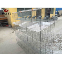 BAYI Sell Cheap Large Hight Quality Wire Mesh Rabbit Cage