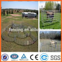 1800*2100mm heavy duty galvanized livestock cattle panel/steel cattle panels