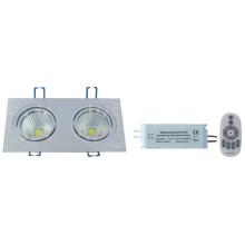 ND-a Série RF Télécommande RF Couleur Température et Dimmable COB LED Down Light -2