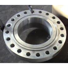 Brida de acero forjado de gran tamaño especial