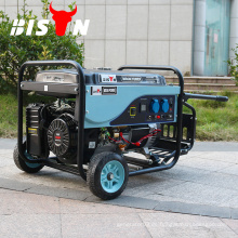 BISON China Taizhou 5KW GX270 Honda Benzingenerator mit kleinem MOQ