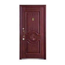 Стали Деревянные Бронированные Двери