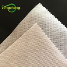 Breathable water permeable white fruit tree cover fabric