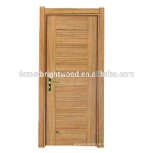 Projeto da porta da forma terminado pela porta do Stile do painel da melamina