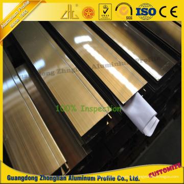 Elektrophorese Aluminiumprofil mit Alumium Extrusion