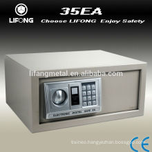 2015 hotel rooms safety box,with function of checking and printing opening records