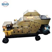Máquina de corte para acoplamiento de empalme de barras de refuerzo