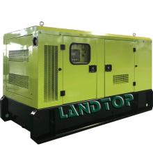 100kva Silent Type Perkins Diesel Generator