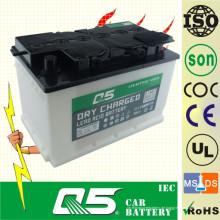 DIN80 12V80AH, heiße Verkäufe trocken aufgeladene Auto-Batterie