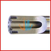 Bimetallische Spritzschnecke und Zylinder für Kunststoffverbundglasfaser
