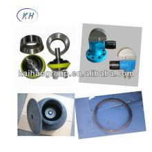ISO assentos padrão e válvula para bomba de lama