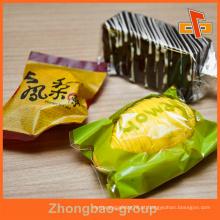 Transparente / Saco de plástico colorido saco para Bolo / Pão / Biscuit / Chocolate / Candy / Almond / Padaria Embalagem