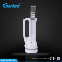 Made in china wiederaufladbare Multifunktions-LED-Taschenlampe mit Seitenlicht