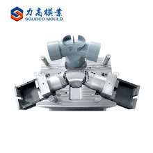 Latest Fittings Pvc Tee Fitting Injection Moulding Plastic Pipe Mould