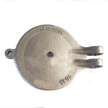 Präzisions-Feingussprodukte für den kommunalen industriellen Einsatz Kundenspezifische Aluminiumteile Druckgussprodukte
