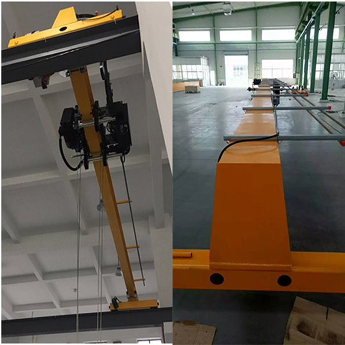 5 Ton Single Beam Suspended Crane