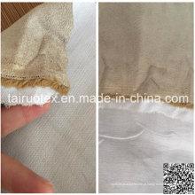 Camurça de microfibra com malha composta para tecido de forro de sapatos