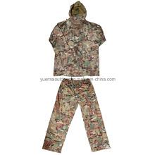 Hochwertige Military Multicamo wasserdichte Anzug