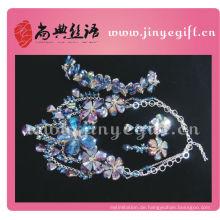 Shangdian Perlen Crystal Hand Crafted Artisan Schmuck