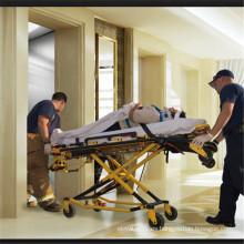 Elevación paciente perjudicada paciente médica de la cama de hospital 1600kg