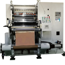 Automatic roll to roll slitting machine electrode bar cutting machine 18650 battery production line
