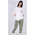 LADIES HIGH-TAILLE JOGGING HOSEN