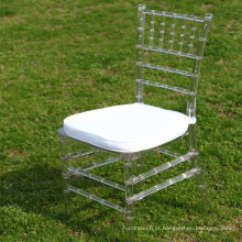 Resina de alta qualidade Chiavari Tiffany Chair