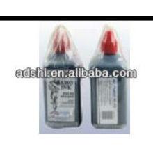 2014factory venta directa de alta calidad Profesional 250ml Samo tinta tatuaje negro para el tatuaje