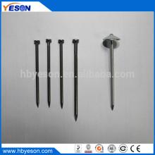 1 polegada Anping bom polido de aço de baixo carbono comum prego fábrica