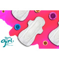 Disposable feminine 100 cotton menstrual pads brands