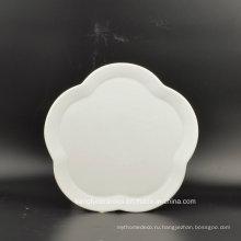 Новый Дизайн Формы Цветка Посуда Плиты