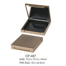 Caixa Plástica Quadrada Compacta Cp-487