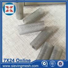 Tubo de filtro de aço inoxidável